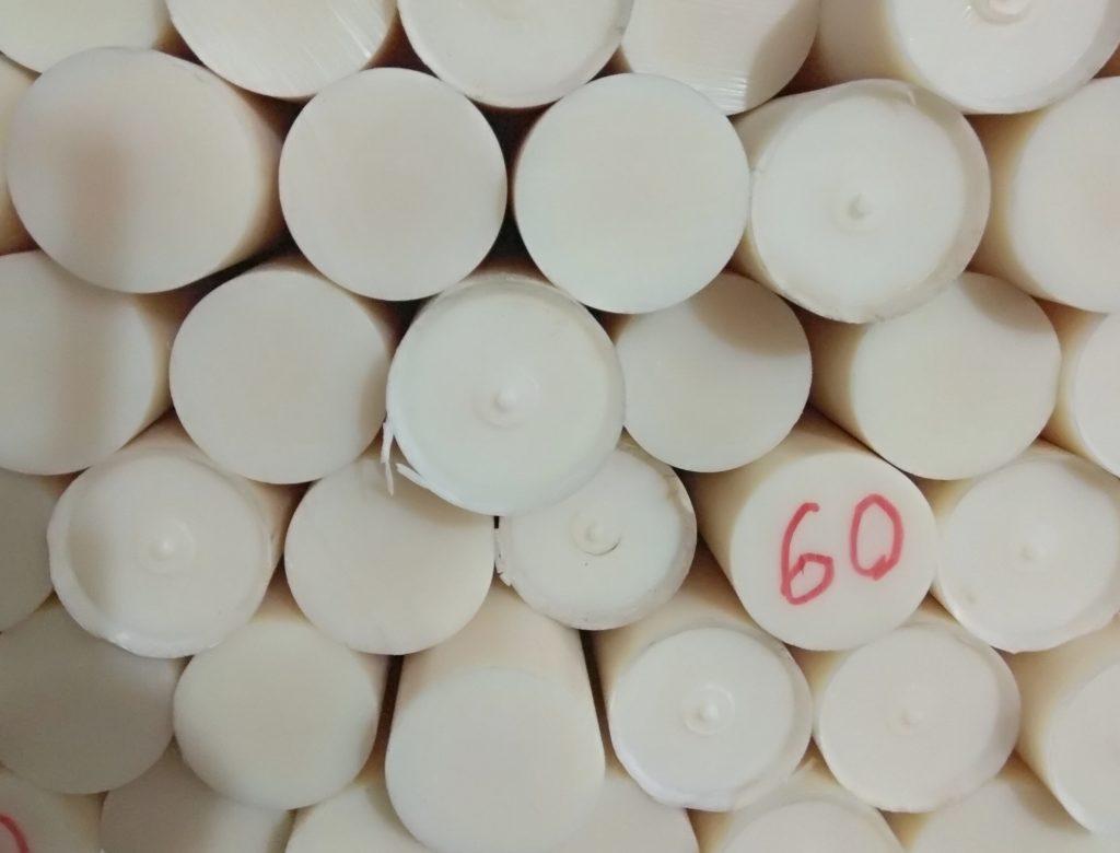 Капролон стержневой 60 мм